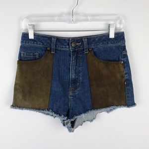 Urban Outfitters | BDG High Rise Cheeky Cutoffs
